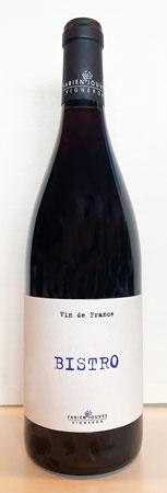 Fabien Jouves 2018 'Bistro' Rouge, Vin de France (Cahors)