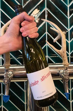 Brand 2017 'Unholy Alliance' (Chardonnay X Riesling)