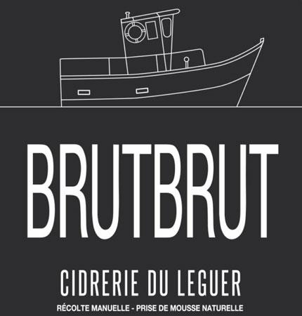 Cidrerie du Leguer 2018 'BrutBrut' Cidre de Bretagne IGP