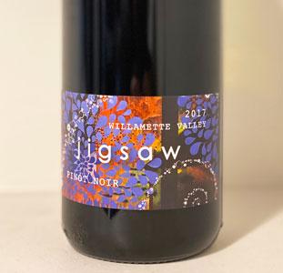 Jigsaw 2017 Pinot Noir, Willamette Valley