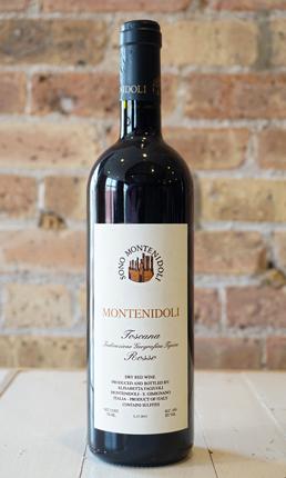 Montenidoli 2018 Rosso di Toscana IGT