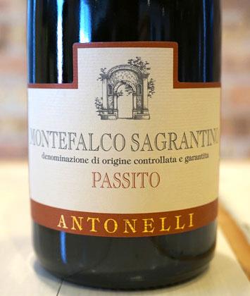 Antonelli (375 ml) 2014 Montefalco Sagrantino Passito DOCG