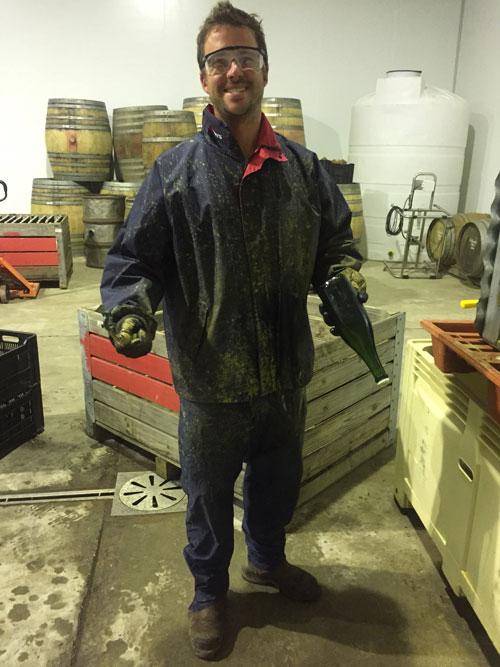 Winemaker Craig Hawkins