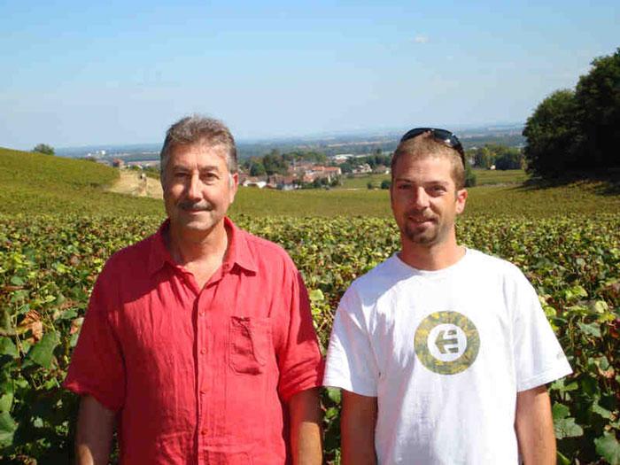 Gerard and Philippe Harmand