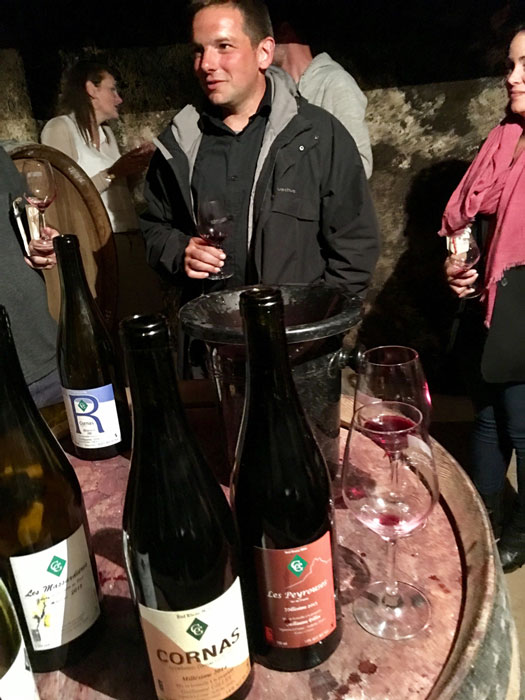 Winemaker & Owner Guillaume Gilles