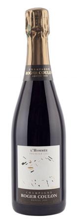 Champagne Roger Coulon NV 'Reserve de l'Hommee' Extra Brut, Champagne 1er Cru AOC