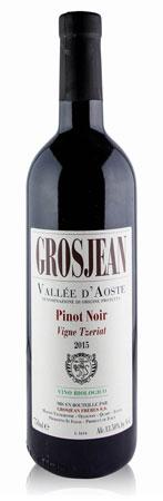 Grosjean Freres 2015 Pinot Noir, Vigne Tzeriat, Valle d'Aosta DOC
