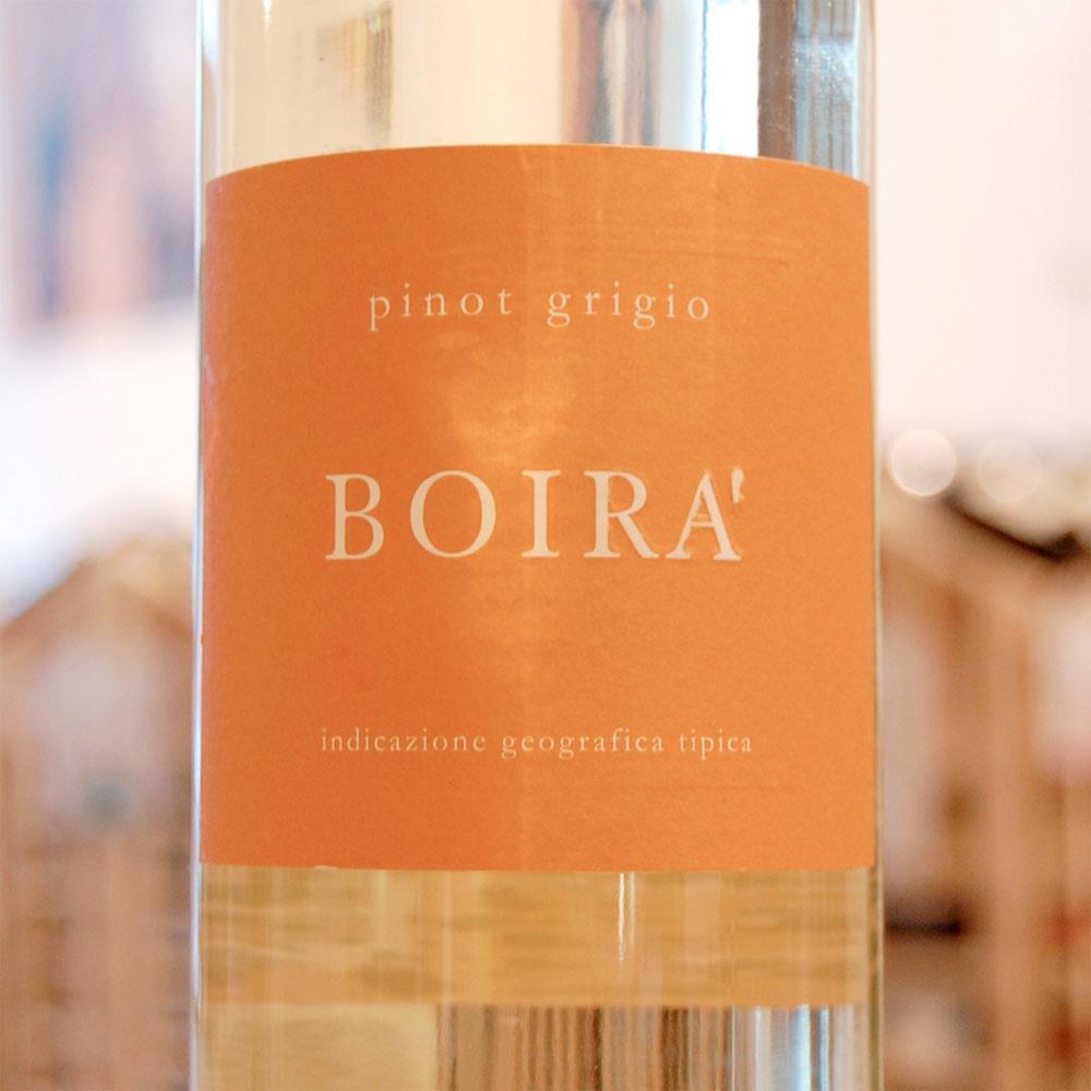 Boira' Pinot Grigio