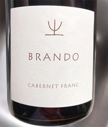 Terre Gaie 2018 'Brando' Cabernet Franc, Veneto IGT