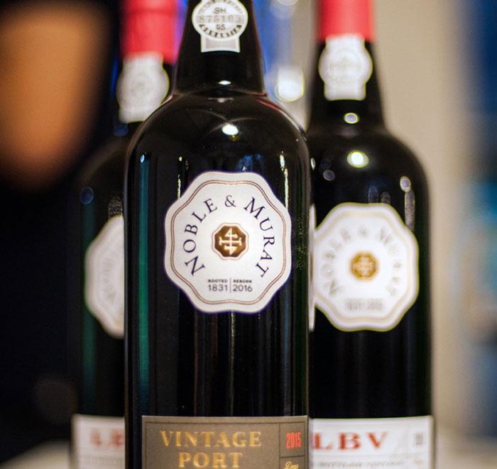 Noble & Murat Bottles