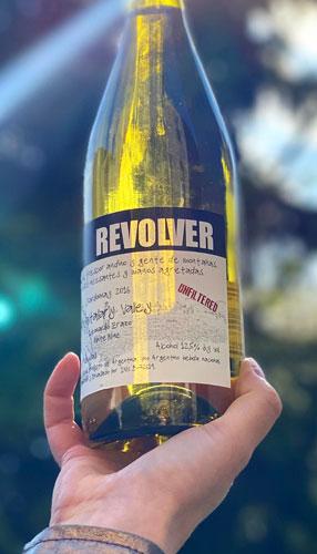 Revolver 2016 Chardonnay, Gualtallary