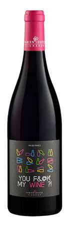 Fabien Jouves 2019 'You F&@k My Wine?!' Vin de France (Cahors)
