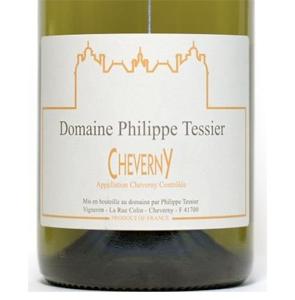 Domaine Philippe Tessier 2019 Cheverny Blanc AOC