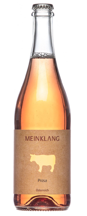 Meinklang 2019 'Prosa' Sparkling Rose, Austria