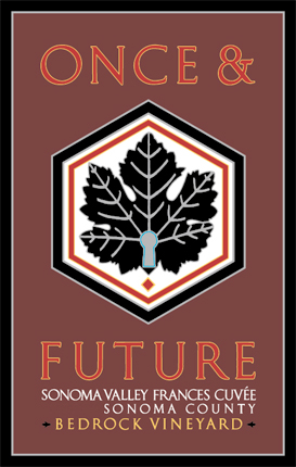 Once & Future 2017 'Frances Cuvee' Bedrock Vineyard, Sonoma Valley