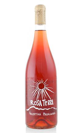 Valentina Passalacqua 2019 'Rosa Terra' Rose of Nero di Troia, Puglia IGP