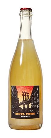 MicroBio Wines 2019 'Nieva York' Verdejo Petillant Naturel, Spain (Rueda)