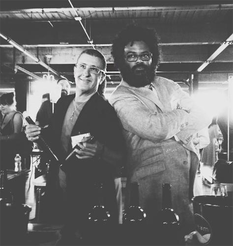 Rodney Alex & Rick Cooper, Owners