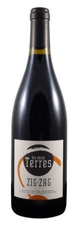 Les Deux Terres 2019 'Zig Zag' Rouge, Vin de France (Ardeche)