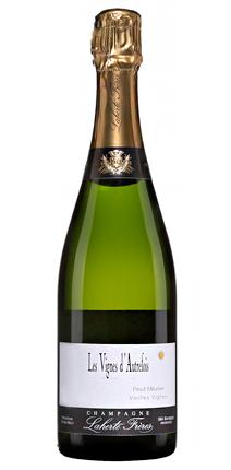 Champagne Laherte Freres 2015 'Les Vigne d'Autrefois' Extra Brut, Champagne AOC