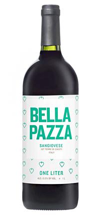 Bella Pazza (1 L) 2019 Sangiovese, Terre di Chieti IGT