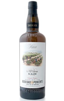Alberto Orte 'Poniente' Fino Sherry, Jerez DO