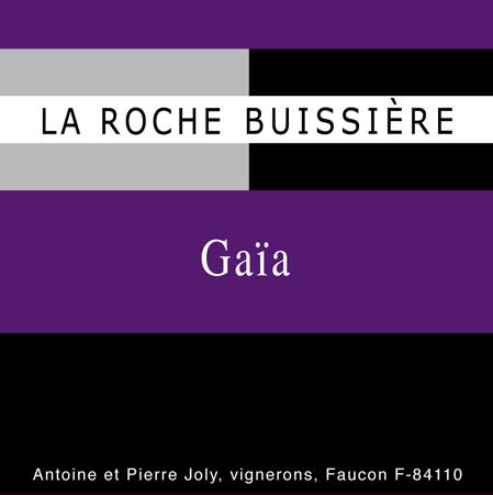 La Roche Buissiere 2018 'Gaia' Cotes du Rhone AOC