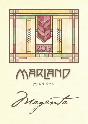 Wyncroft 2019 'Marland' Magenta, Michigan
