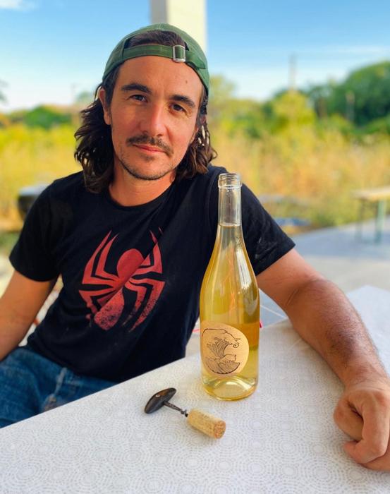 Winemaker Olivier Cohen