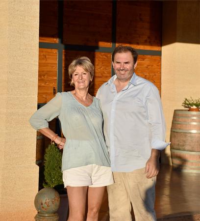Régis and Christine Pichon