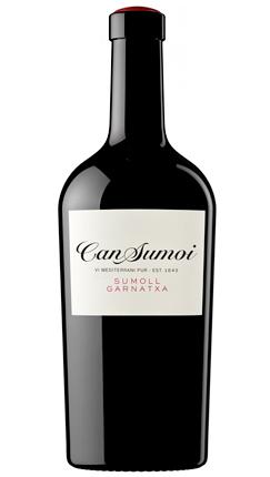 Can Sumoi 2018 Sumoll Garnaxta, Penedes DO
