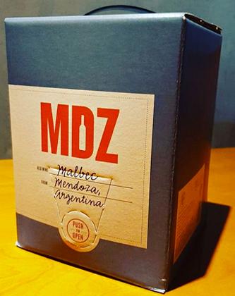 MDZ (3 L) 2020 Malbec, Mendoza