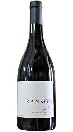Ransom Wines & Spirits 2015 'Selection' Pinot Noir, Eola-Amity Hills