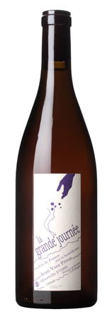 Jean-Yves Peron 2018 'La Grande Journee' Vin de France (Savoie)