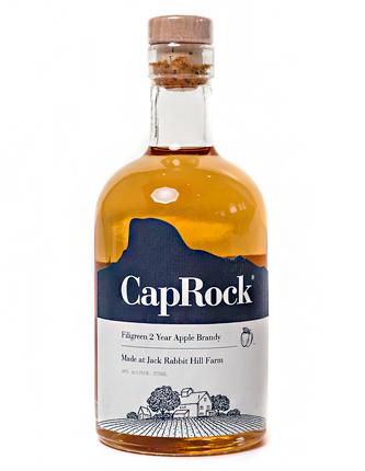 CapRock (375 ml) Biodynamic Filigreen 2-Year Apple Brandy (80 proof)