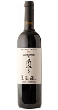 Les Tetes 2017 'Au Suivant' Bordeaux Superieur AOC