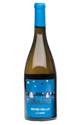 Domaine Milan 2016 'La Carree' Blanc, Vin de France (Provence)