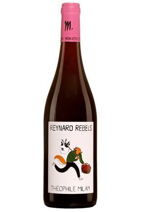 Domaine Milan NV 'Reynard Rebels' Rouge, Vin de France (Provence)