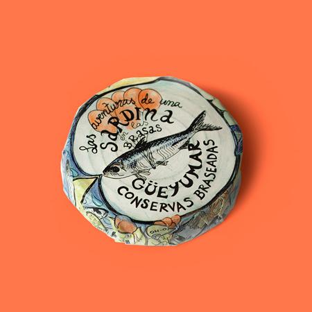 Conservas Gueyu Mar (150g) Grilled Sardine Loins