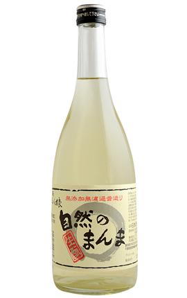 Terada Honke (720 ml) 'Shizen no Manma' Kimoto Junmai Muroka Nama Genshu, Chiba Prefecture