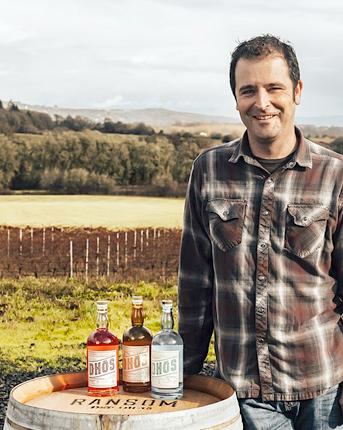 Matt Cechovic, Master Distiller
