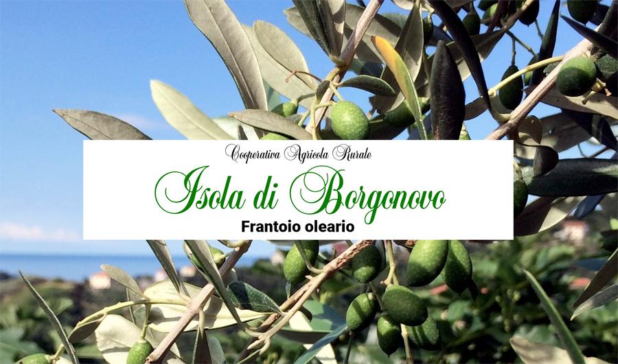 Isola di Borgonovo in Liguria