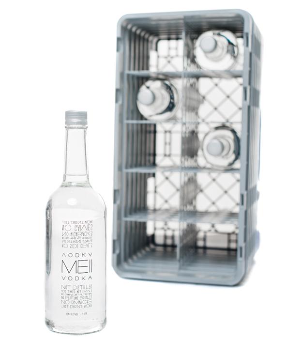 MELL Zero Waste Vodka