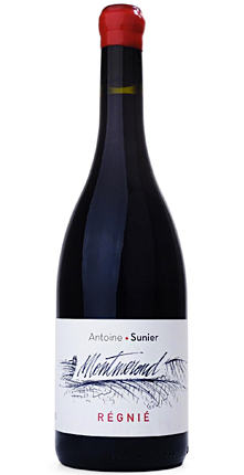 Antoine Sunier 2019 Regnie, Montmerond, AOC