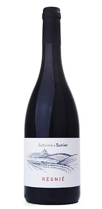 Antoine Sunier 2019 Regnie AOC