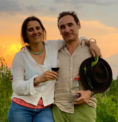 Joanna Foster & Ernesto Catena