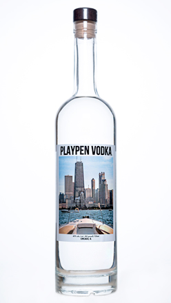 PlayPen Vodka (80 proof)
