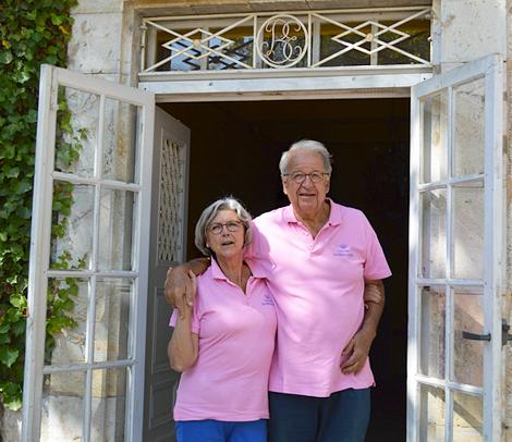 Arnaud & Elisabeth de Villeneuve Bargemon, Owners