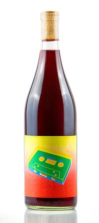 Amplify Wines 2020 'Mixtape' Red Blend, Santa Barbara County