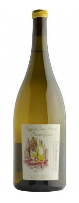 Peggy et Jean-Pascal Buronfosse (1.5 L) 2019 'Les Soupois' Chardonnay, Cotes du Jura
